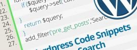 wordpress-snippets